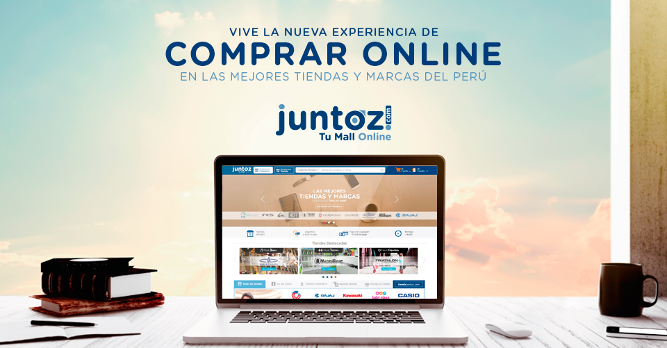 Juntoz, el primer mall online de Latinoamérica
