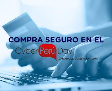 Compra seguro en el Cyber Perú Day