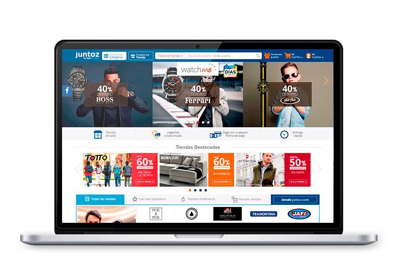 juntoz tu mall online