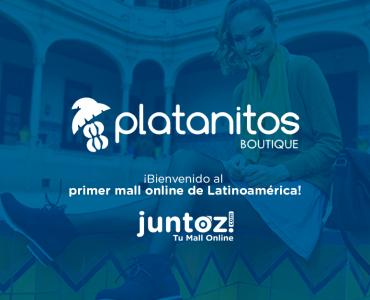 Platanitos Boutique en Juntoz, tu mall online