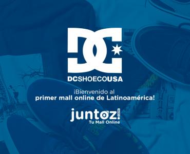 DC Shoes en Juntoz, tu mall online