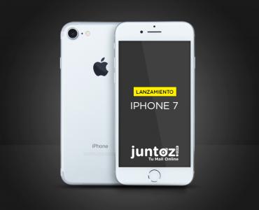 iPhone 7 en Juntoz