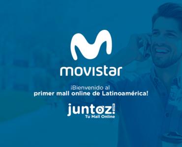 Movistar en Juntoz, tu mall online