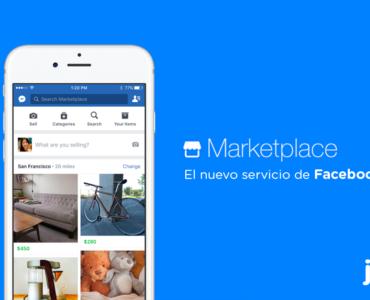 Facebook Marketplace, competencia de tiendas online