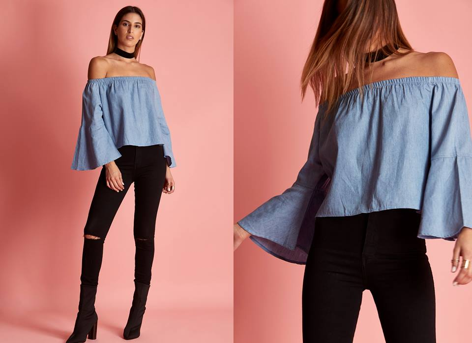 Off Shoulder Coco Jolie
