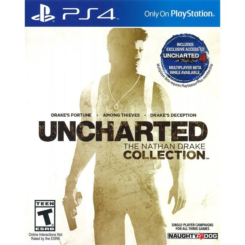 Videojuegos - Uncharted 4: Nathan Drake Collection