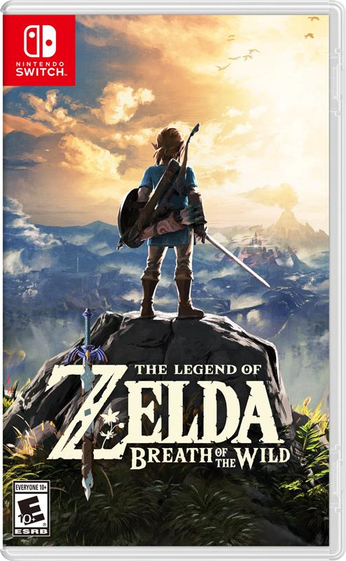 Videojuegos - The Legend of Zelda: Breath of the Wild