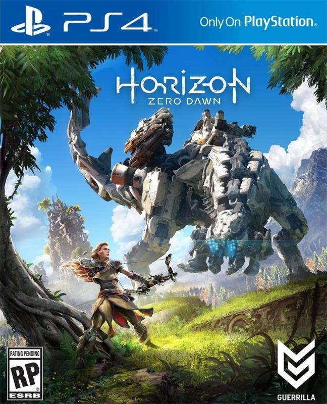 Videojuegos - Horizon - Zero Dawn