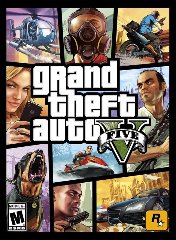 Videojuegos - Grand Theft Auto 5