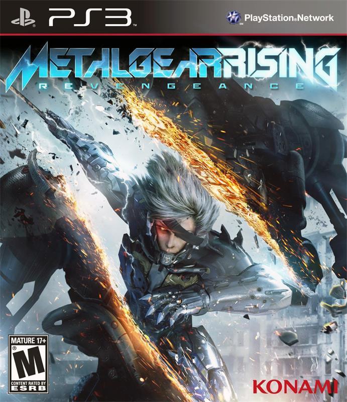 Videojuegos - Metal Gear Rising: Revengance