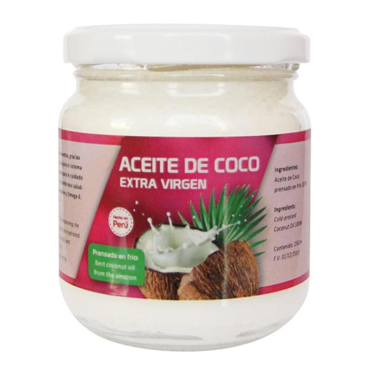 Día de la madre : Mamá amante de la belleza- Aceite de coco