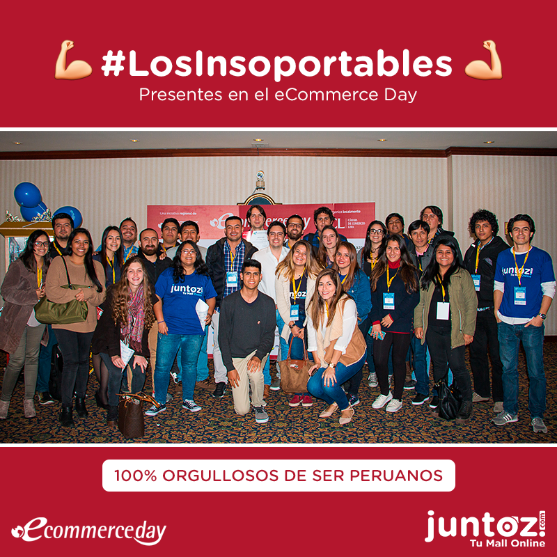 Equipo Juntoz.com - eCommerce Awards Perú