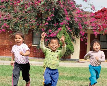 ¿Cómo ayudar o donar a Aldeas Infantiles?