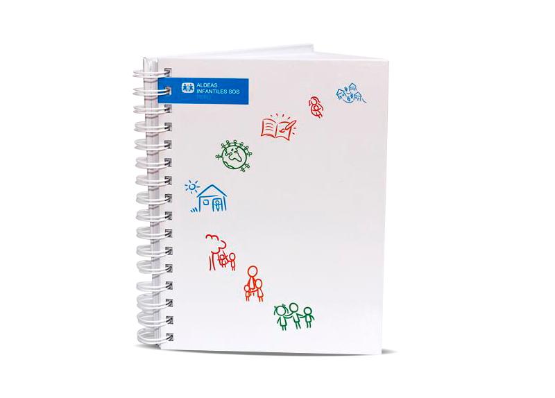 Aldeas Infantiles - Cuadernos