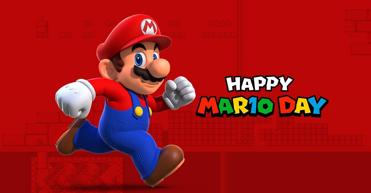 Super Mario Day: ¡5 cosas que debes saber!