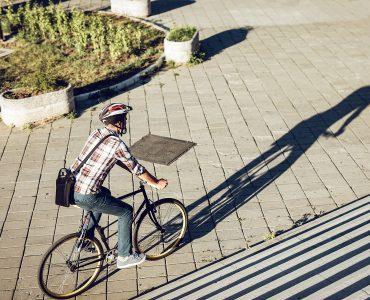 ¿Por qué ir en bicicleta al trabajo?