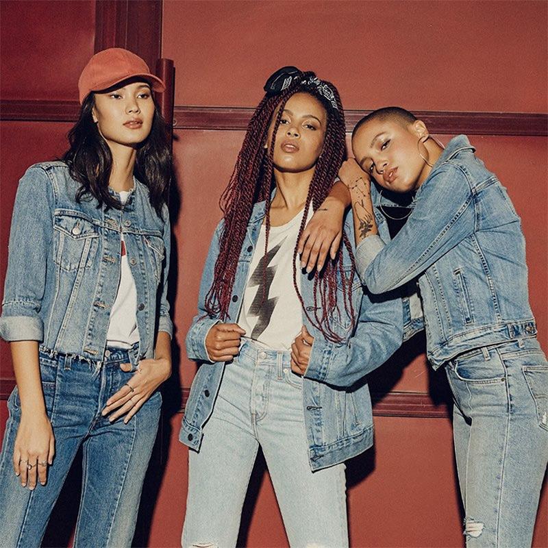 ¡5 estilos de jeans Levi's que amarás!